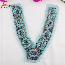 Colourful Hot Selling Elgant Garment Collar Trimming