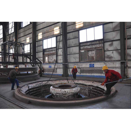 12,0 MW Offshore Wind Power Single Pile Fundamentflansch