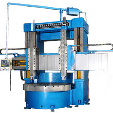 Popular CNC vertical turning lathe in stock