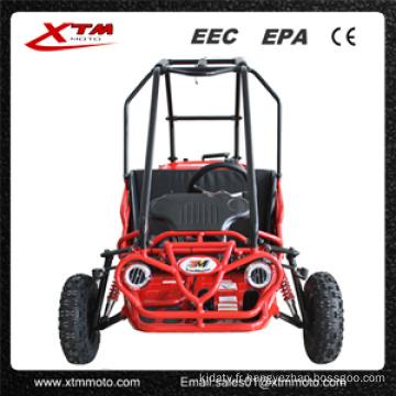 50cc biplace Go Kart différentielle Mini Buggy pour enfants