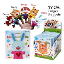 Hot Funny Finger Puppets Toy