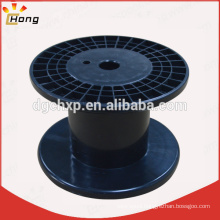 empty plastic cable reel for wire