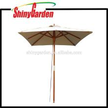 2*Патио 2м Бук квадратный зонт с пластиковым бегунком,так и окончательной топ