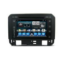 Quad core! Android 6.0 lecteur dvd de voiture pour suzuki ignis avec écran capacitif / GPS / lien miroir / DVR / TPMS / OBD2 / WIFI / 4G / 3G / IPOD
