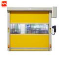 Portas Industriais de Alta Velocidade em PVC
