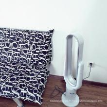 2018 Ventilateur sans lames électrique, refroidissement à l'air debout, forme ovale