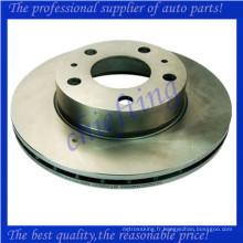 MDC1978 4246Y3 4246K3 46806234 4246Y5 4246K2 1307356080 pour peugeot boxer 300mm rotor de frein à disque