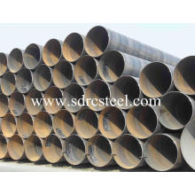 SSAW Spiral Round Welded Carbon Steel Pipe