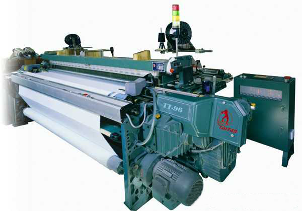 Second-hand textile machinery