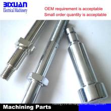 Mecanizado de piezas de fundición de piezas de acero