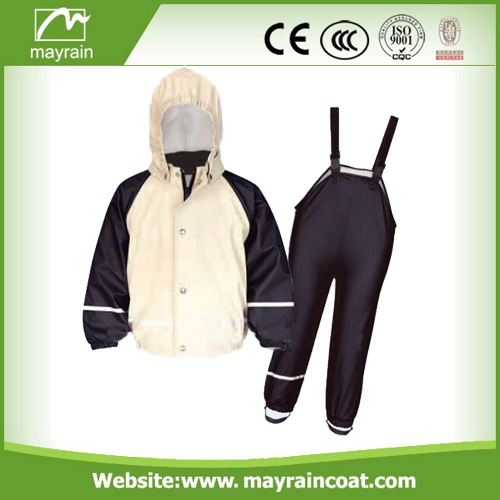 Waterproof Shiny Rainsuit