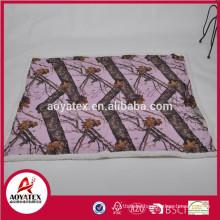 photo print micro velvet sherpa blanket