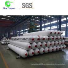 CNG Jumbo Tube Cylinder для CNG Полуприцеп, Контейнер CNG