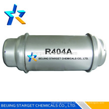 good price and 99.8% purity of refrigerant r404a