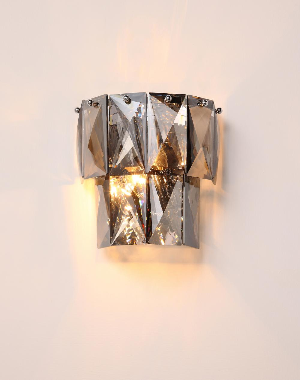 Crystal Wall Lamp apartment