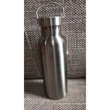 500ml Solid Color Vacuum Sports Water Bottle