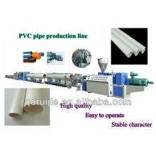 Высокое качество ПВХ пластиковые трубы экструзионные линии