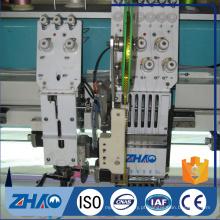 615 máquina de bordar computadorizada de sequin com dispositivo de cordão simples