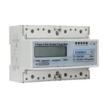 ANDELI ADM100TC 20-100 KWH 3 phase digital energy meter