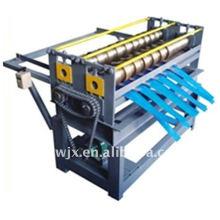 Máquina de corte simples da placa de aço da cor de QJ