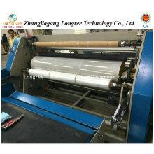 Extrudeuse de film extensible de PE LLDPE, chaîne de production de film extensible de LLDPE