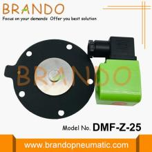 1 Inch NBR Diaphragm D25 for Dust Colletor
