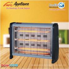 APG elektrischer Quarzglasröhrner mit einstellbarer Thermostatsteuerung und Sicherheits-Trennschalter