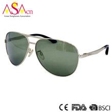 Hot Sell Fashion Metal Sunglasses for Men / Women (16104)