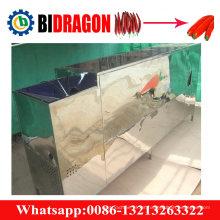 Máquina de corte da haste do pimentão de China para a venda com aço inoxidável 304