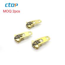 wholesale 4.5g brass semi-automatic spring lock brass YG slider