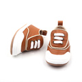 Cow Baby mjuk Sole Leather Baby Toddler Shoes