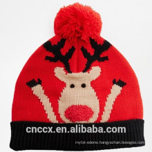 15STC5304 knit christmas hat