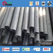 Tubo de acero inoxidable ASTM A249 para intercambiador de calor