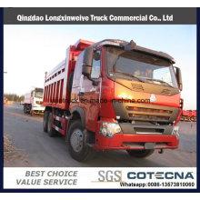 Camión volquete y volquete HOWO A7 6X4 de la serie Truck de Sinotruk