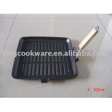 Cast Iron Grill Pan 3