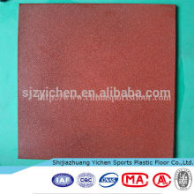 Increase density and odor free high quality gym flooring mats