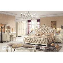 Antique European Design Bedroom Set (HF-MG014)