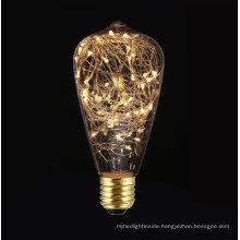 Decorative Bulb Copper Wire Lamp Light