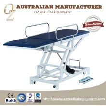 Melhor cama clínica da fisioterapia da cama da massagem da clínica da tabela do tratamento da qualidade