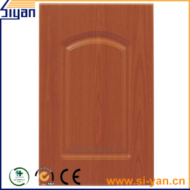Pvc kitchen thermofoil cabinet doors