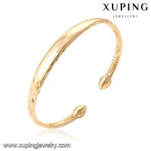 51575 Xuping новый дизайн оптовая 18k золотой цвет детские браслеты