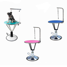 Groom Table Hydraulic Pet Hair Dressing Lift Table Dog Beauty Grooming Table&Bed
