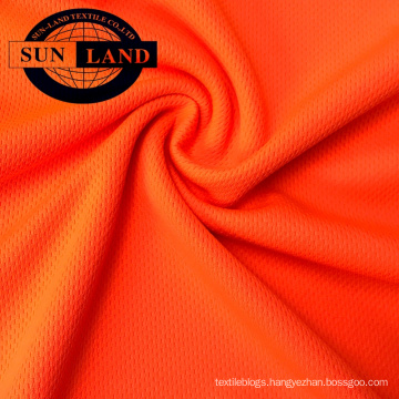 50% polyester recycled 50%coolpass dry fit knitted birdeye mesh fabric for sportswear OTHER STYLE / DESIGN YOU MAY LIKE: