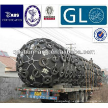CCS/ABS certificate marine rubber polyform boat fenders