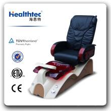 Роскошный прочный красоты Педикюрное кресло с ванночкой для ног (A202-1801)