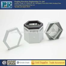 Caja de plástico de inyección personalizada de alta precisión