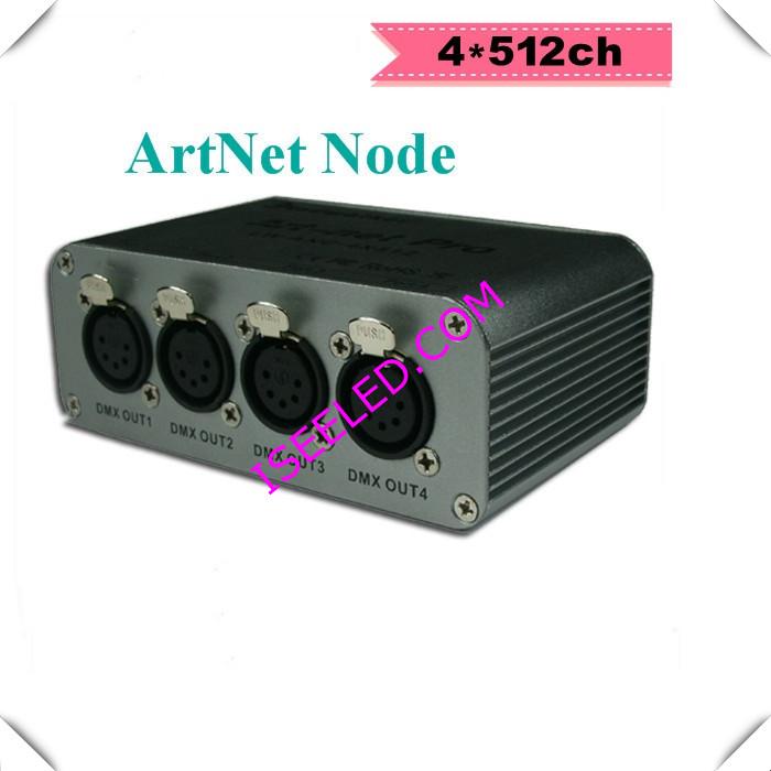 Lightning12 Artnet Node