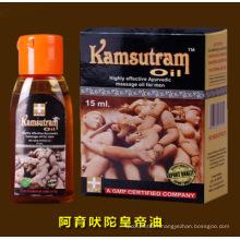 Kamsutram huile très efficace Massage Ayurvédique pour hommes 15ml