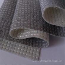 Tecido não tecido de fibras de poliéster