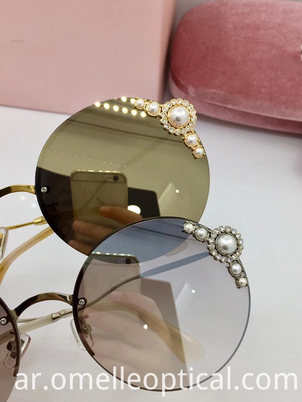 Cat Eye Sunglass